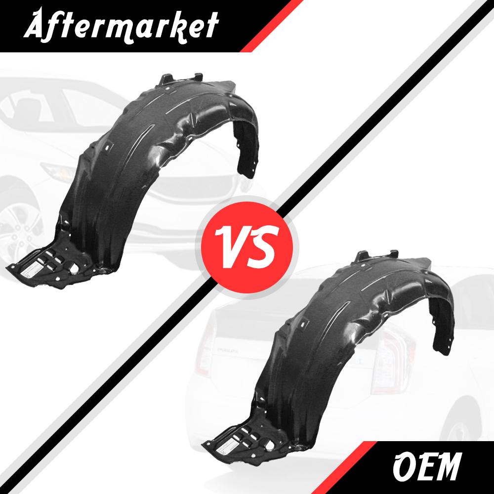 Should I Buy OEM or Aftermarket Fender Liners